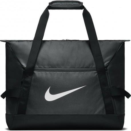 Nike Borsa Palestra Academy Team Media Nero Bianco