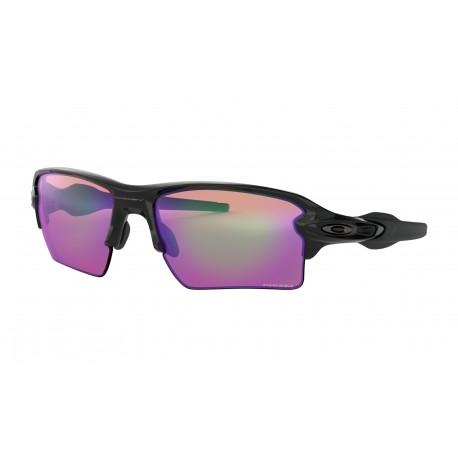 Oakley Occhiali Da Sole Flak 2.0 XL Nero Con Lenti Prizm Golf Uomo