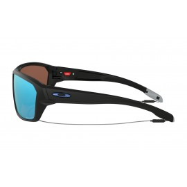 Oakley Occhiali Da Sole Split Shot Nero Azzurro Uomo