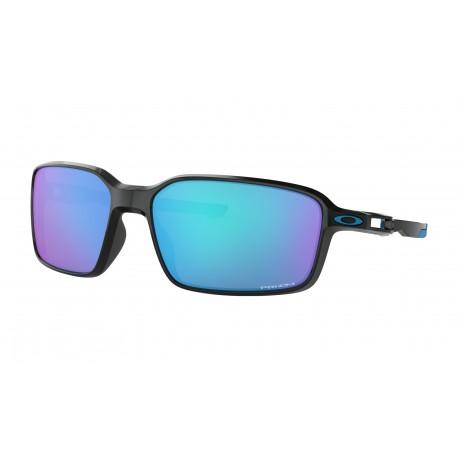 Oakley Occhiali Da Sole Siphon Nero Con Lenti Prizm Sapphire Uomo