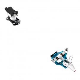 Dynafit Attacco Speed Turn 2.0 Blu Nero