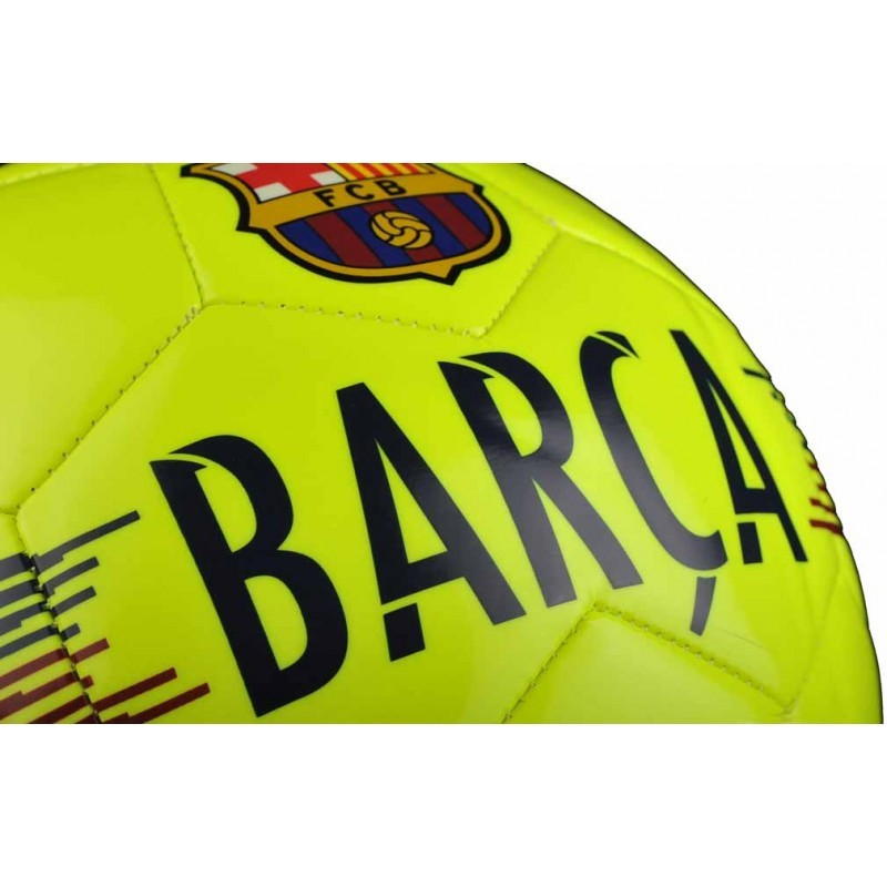Nike Pallone FC Barcelona Giallo Blu