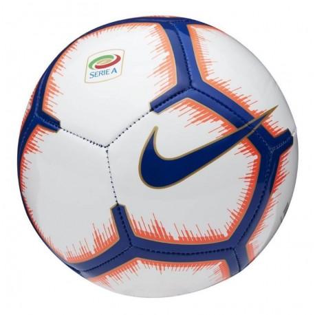 Nike Pallone Strike Serie A Bianco Blu