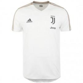 Adidas T-shirt Manica Corta Juve Training Bianco Uomo