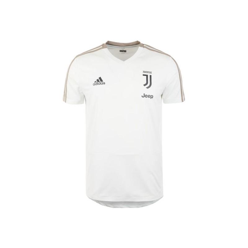 adidas uomo t shirt manica corta  ADIDAS t-shirt manica corta juve training bianco uomo - Acquista ...