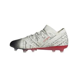 Adidas Nemeziz 18.1 FG Bianco Nero Uomo