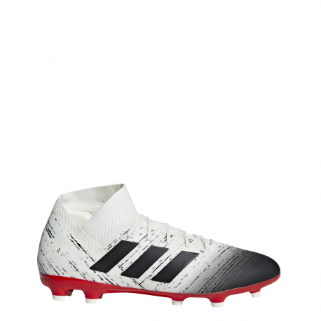 Adidas Nemeziz 18.3 FG Bianco Nero Uomo