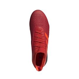 Adidas Predator 19.1 FG Rosso Uomo
