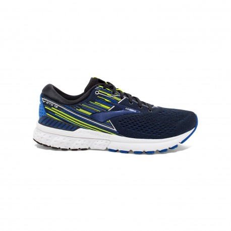 Brooks Adrenaline GTS 19 Nero Blu Uomo