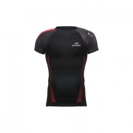 Bv Sport T-Shirt Rtech Nero