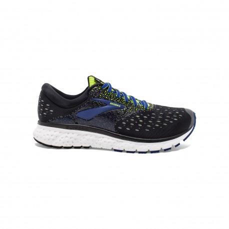 Brooks Glycerin 16 Nero Lime Uomo