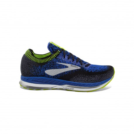 Brooks Bedlam Nero Blu Uomo
