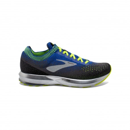 Brooks Levitate 2 Nero Blu Uomo