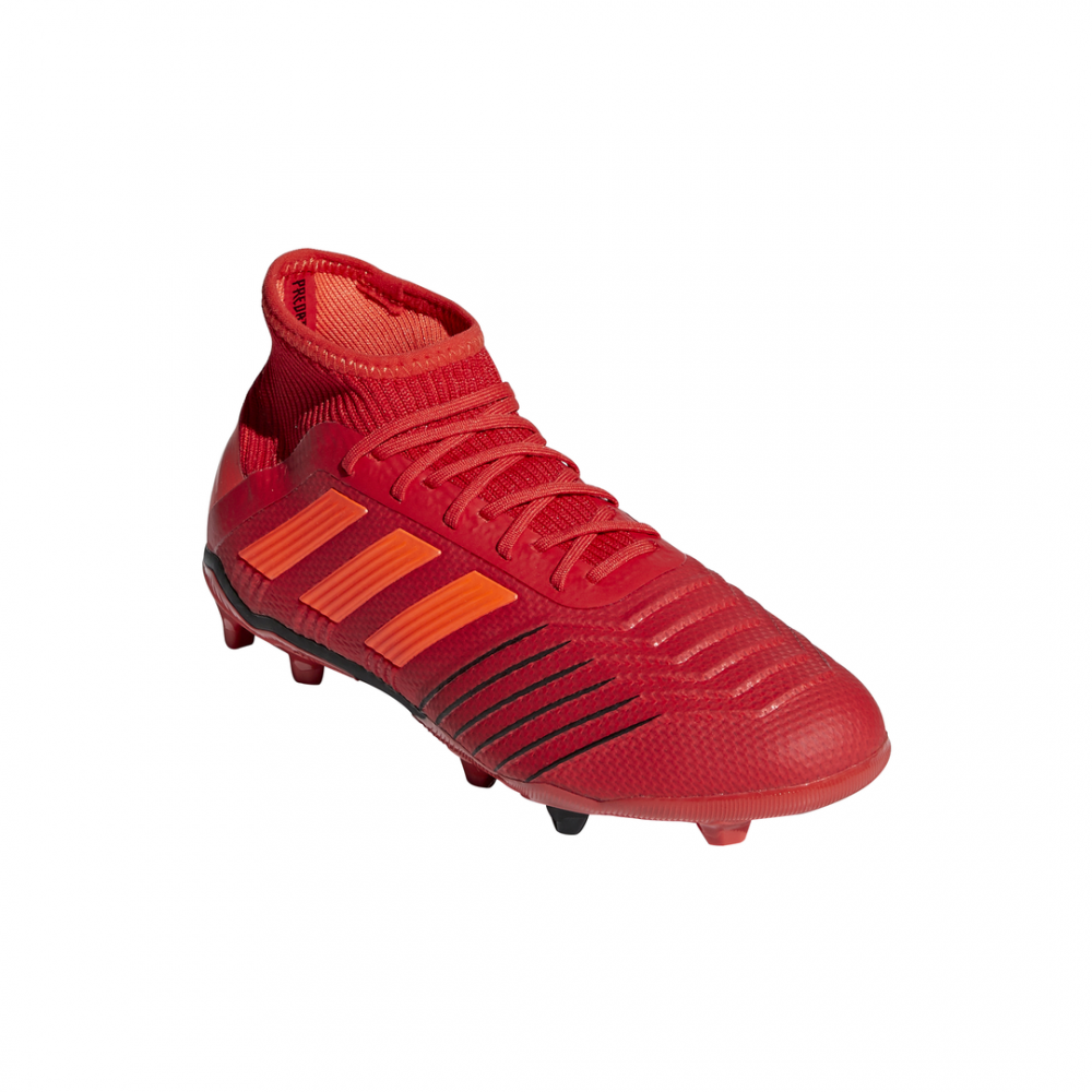 san francisco 4c440 f8319 ... Adidas Predator 19.1 FG Rosso Bambino ...