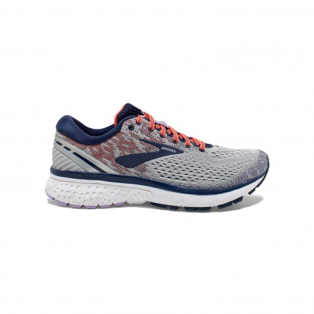 Brooks Ghost 11 Griglio Blu Donna