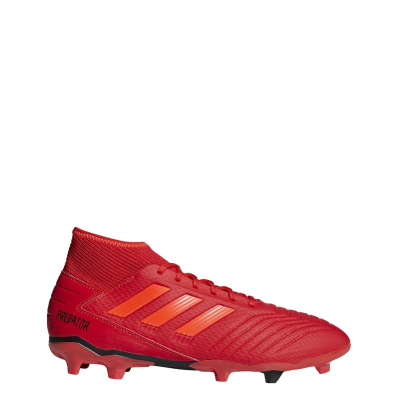 ADIDAS predator 19.3 fg rosso uomo - Acquista online su Sportland 1dd0a4d0faf