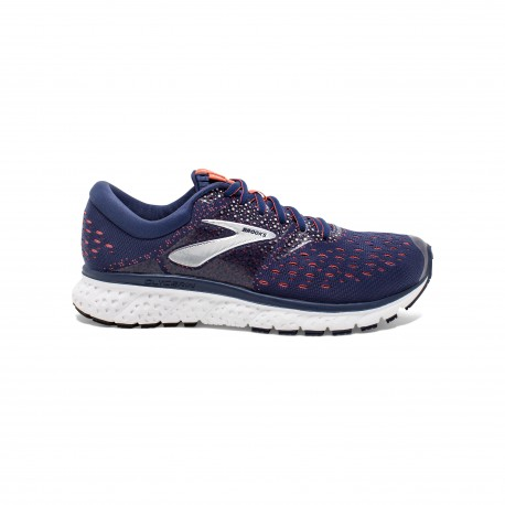 Brooks Glycerin 16 Blu Navy Corallo Donna