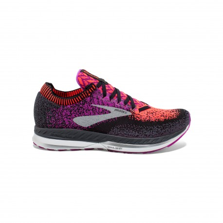 Brooks Bedlam Nero Viola Donna