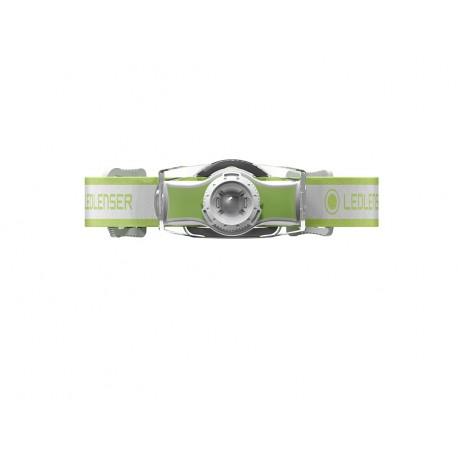 Led Lenser Lampada Frontale MH3 Verde