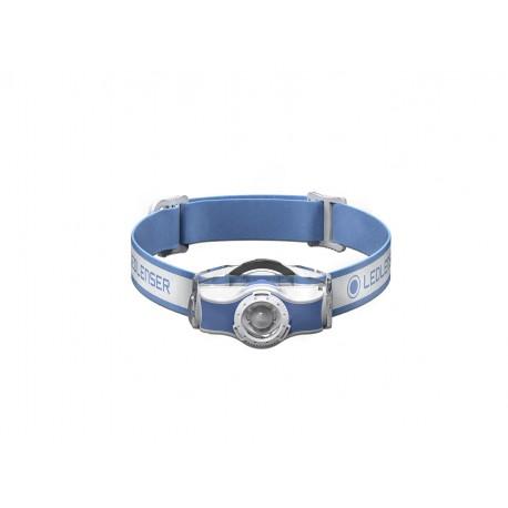 Led Lenser Lampada Frontale MH3 Blu
