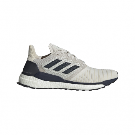 premium selection d33a0 554fe Adidas Solar Boost Legend Ink Bianco Uomo ...
