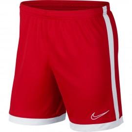Nike Short Dry Academy Rosso Bianco Uomo