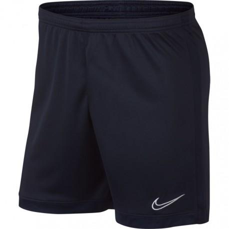 Nike Short Dry Academy Blu Bianco Uomo