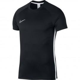 Nike Maglia Calcio Mm Dry Academy Aa Nero Bianco Uomo