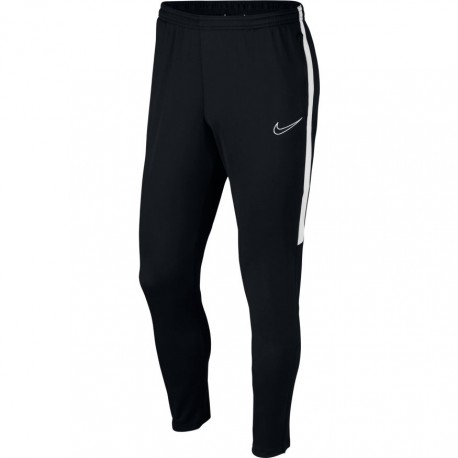 Nike Pantalone Dry Academy Nero Bianco Uomo