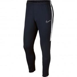 Nike Pantalone Dry Academy Blu Bianco Uomo