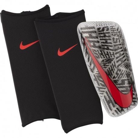 Nike Parastinchi Neymar Mercurial Lite Bianco Rosso