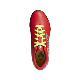 Adidas Nemeziz Messi 19.4 TF Rosso Argento Bambino