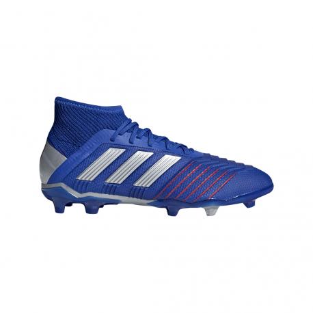 Adidas Predator 19.1 FG Blu Giallo Bambino