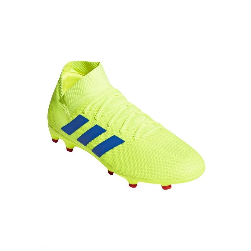 promo code 4e469 7b6a7 Adidas Nemeziz 18.3 FG Giallo Blu Uomo