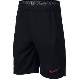 Nike Short Dry Neymar Nero Rosso Uomo
