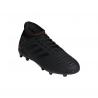 Adidas Predator 19.3 FG Nero Rosso Bambino
