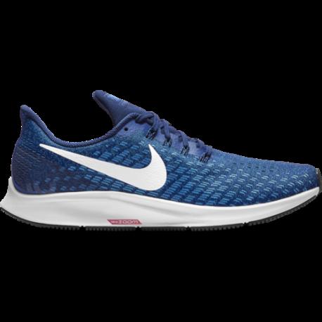 Nike Air Zoom Pegasus 35 Blu Bianco Uomo