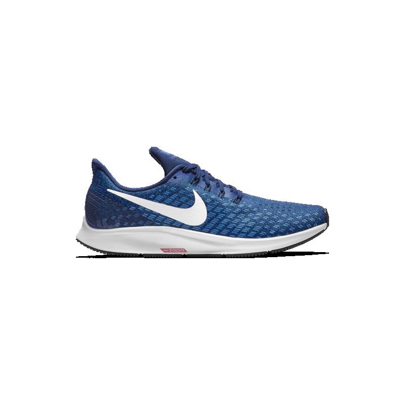 Nike Air Zoom Pegasus 35 Blu Bianco Uomo - Acquista online su Sportland 1bebe00c3b8