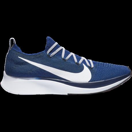 Nike Zoom Fly FK Blu Bianco Uomo