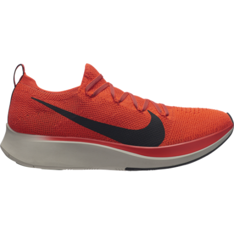 new products 0c787 ebb2c Nike Zoom Fly FK Rosso Nero Uomo ...