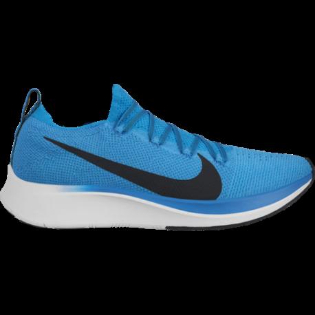Nike Zoom Fly Flyknit Blu Nero Bianco Uomo