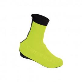 Castelli Copriscarpa Corsa Yellow Fluo