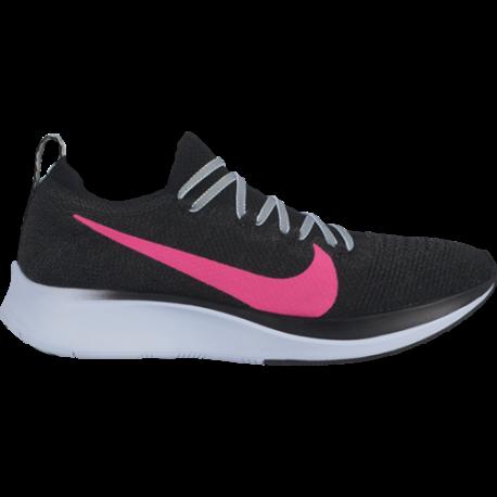 Nike Zoom Fly Flyknit Nero Rosa Blu Donna