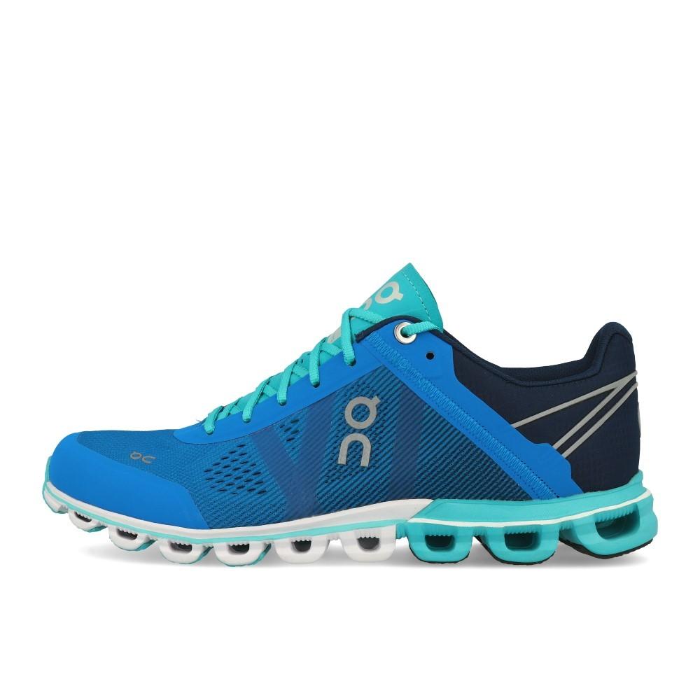 On Cloudflow Giallo Azzurro Donna - Acquista online su Sportland 89363f38e68