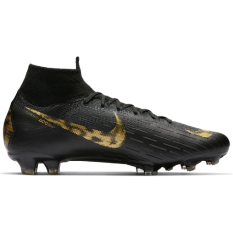 Nike Superfly 6 Elite FG Nero Uomo