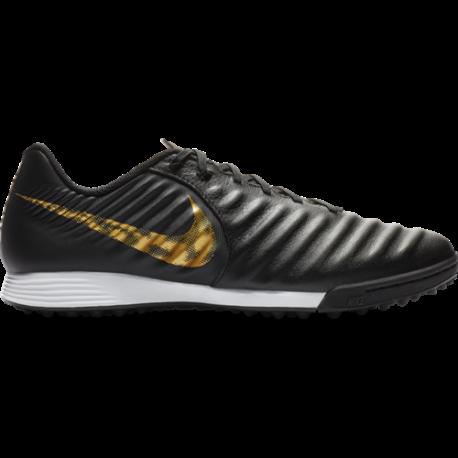 Nike Legend 7 Academy TF Nero Oro Uomo