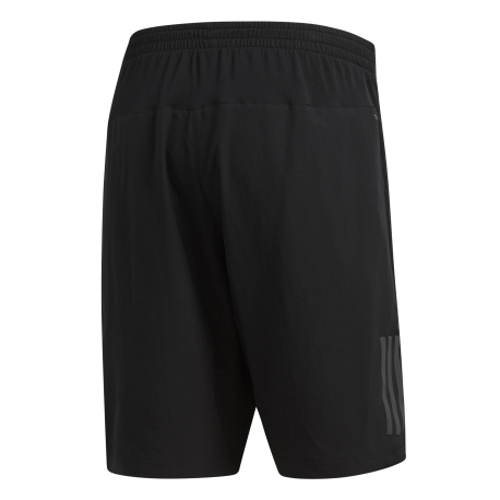 check out 84a16 7667d ... Adidas Short Running 2 In 1 Own The Run Nero Uomo