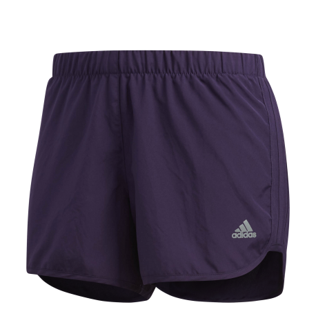 Adidas Short Running 3in Marathon 20 Viola Donna
