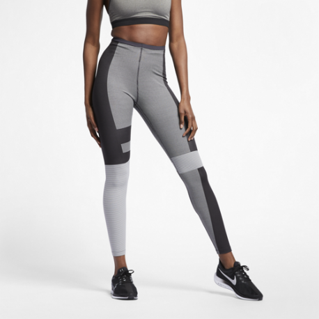Nike Tight Running Tech Pack Grigio Donna