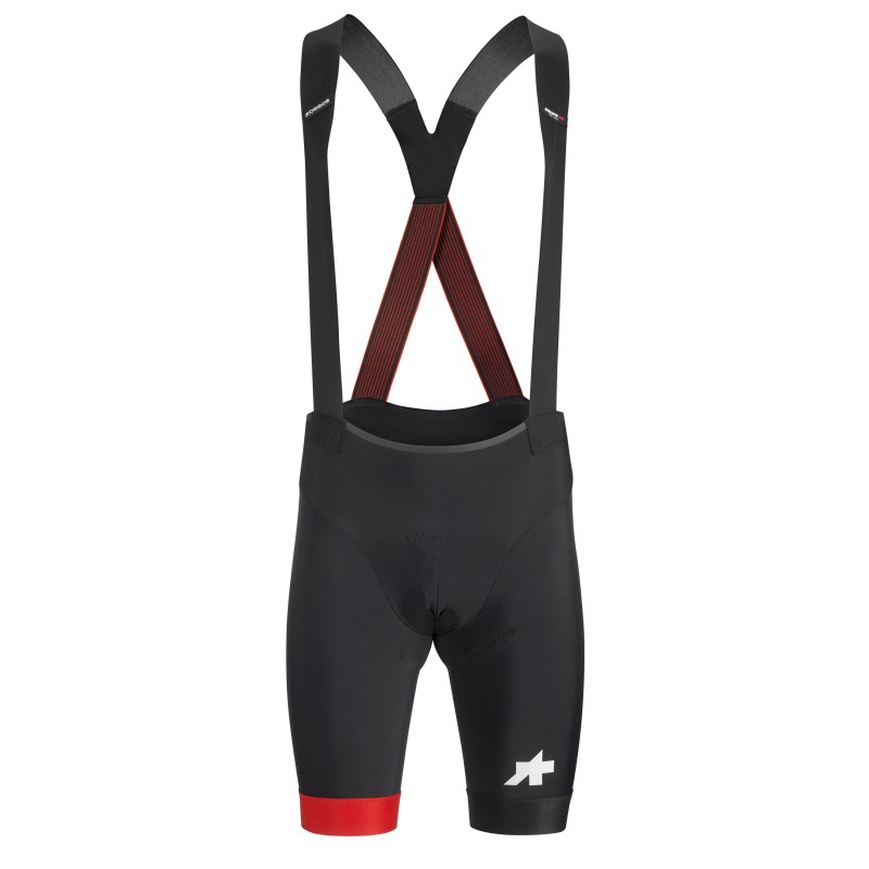 Assos Salopette Equipe Rs S9 National Red